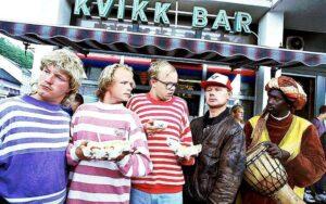 <b>Norsk økonomi 1980 - tallet</b>