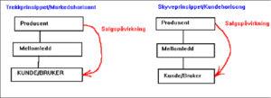 <b>Distribusjonstrategi - skyve eller trekk prinsippet?</b>