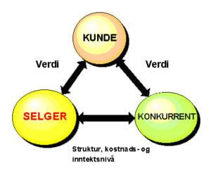 <b>Kundeverdi og kundeverdianalyse</b>