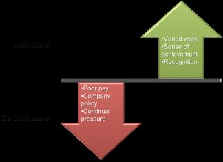 Job Satisfaction Motivators-Demotivators