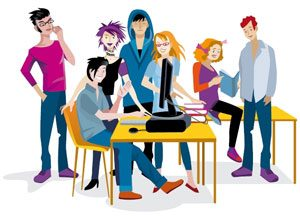 <b>Hva kjennetegner en effektiv gruppe?</b>