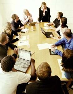 <b>Gruppestrukturer i organisasjonsstrukturen</b>