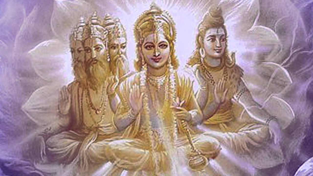 de viktigste gudene i hinduismen