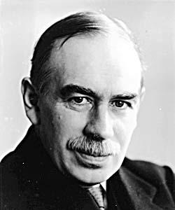 keynesiansk økonomi