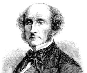 <b>John Stuart Mill (1806 - 1873)</b>