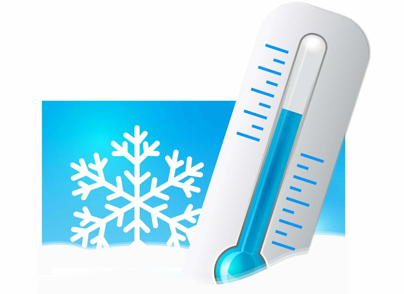 Arbeidstemperatur (riktig innetemperatur)