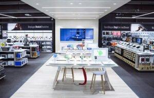 <b>Nettbutikken som en forlengelse av det fysiske utsalgsstedet</b>