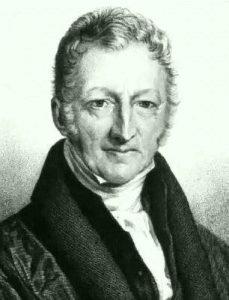 <b>Thomas R. Malthus (1766-1834)</b>