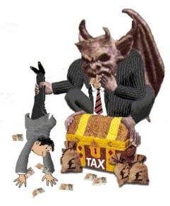 <b>Skatt og skattetrekk</b>