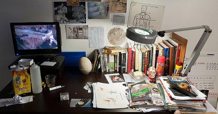 skrivebordundersokelse