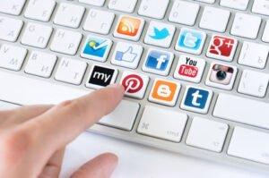 Hvem bør ha en sosial profil?