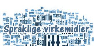 Språklig virkemiddel