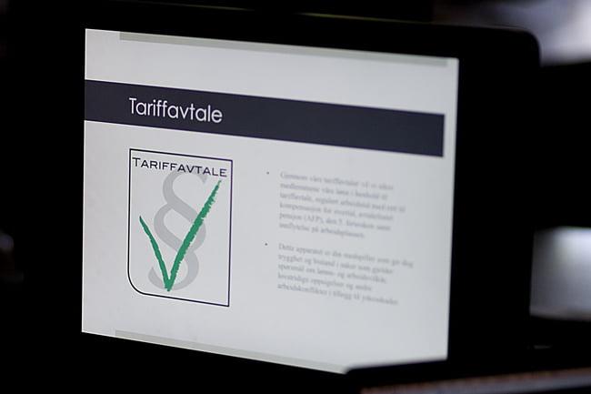 tariffavtale
