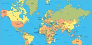 verdenskart